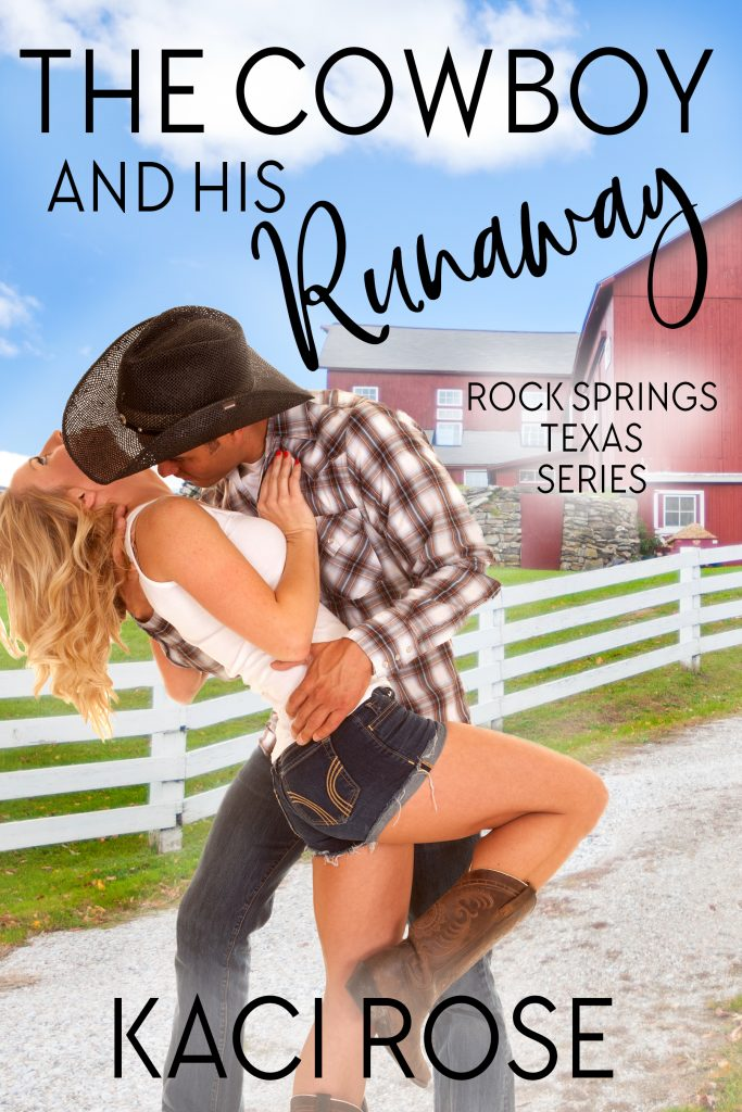 The Cowboy and His Runaway Book